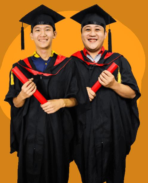 top speed college graduate